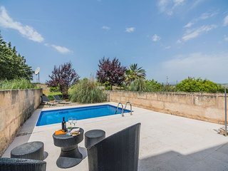 3 bedroom Villa in Maria de la Salut, Balearic Islands, Spain : ref 5636605