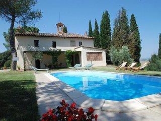 7 bedroom Villa in Vescovado, Tuscany, Italy : ref 5247774