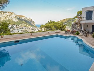 7 bedroom Villa in Capri, Campania, Italy : ref 5248142