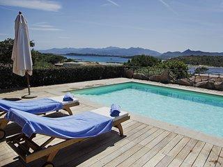 5 bedroom Villa in Capo Coda Cavallo, Sardinia, Italy : ref 5311758