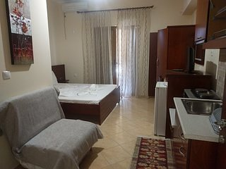 Bed Room #10 Hotel Milo Apartments Ksamil