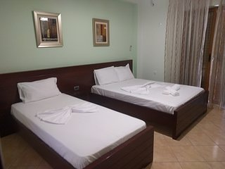 Bed Room #7 Hotel Milo Apartments Ksamil