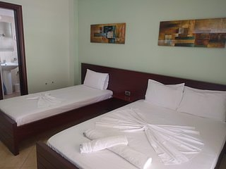 Bed Room #6 Hotel Milo Apartments Ksamil