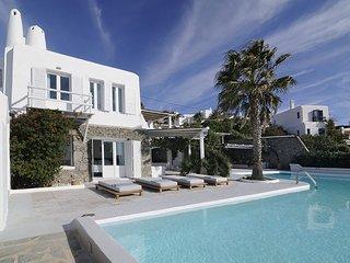 Come to Home Villa Sonia - 5BR Mykonos Holiday Villa