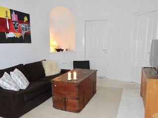 Well equipped Copenhagen apartment at Noerreport