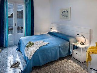 Appartamento Ponente, bilocale con vista mare