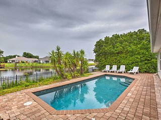 NEW-Home w/Pool&Lanai-8 Mi. to Jacksonville Beach!