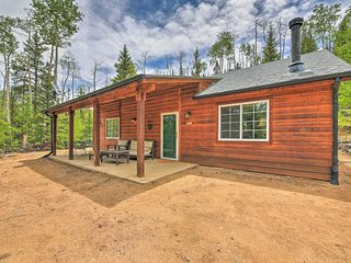 Your authentic Rocky Mountain getaway awaits!