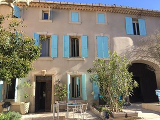 Large Maison de Maitre in quiet Village near Sea