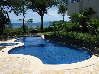Gorgeous 3 Bedroom/3Bath Condo on the Beach in  Playa Hermosa
