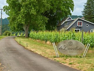 Delancellotti Vineyard Lodge