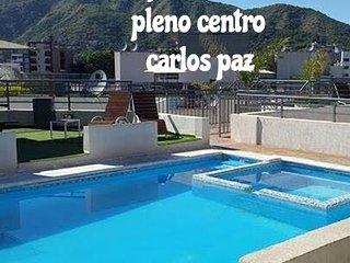 Depto pleno centro Carlos Paz