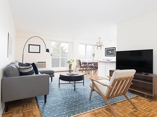 Sonder | JFK Historic Site | Calming 3BR + Balcony