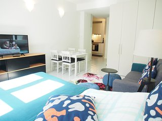 Top Apartments Helsinki - Alppila Quiet Studio