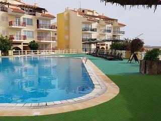Vila Cabral 2  4-5 Personen Appartment am Strand Boa Vista  No Stress-Relax