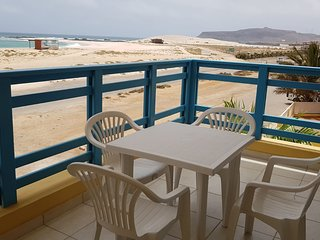 Vila Cabral 2  4-5 Personen Appartment am Strand Boa Vista  No Stress-Relax