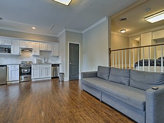 NEW! Atlanta Studio Apt - Steps to Emory Village!