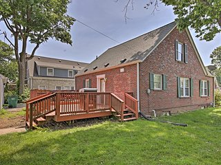 NEW! Remodeled Indianapolis Home Steps to the IMS!
