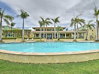 Loíza Villa in Aquatika Resort - Walk to Beach!