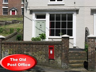 The Old Post Office, Coalbrookdale. Free parking. Free WiFi.