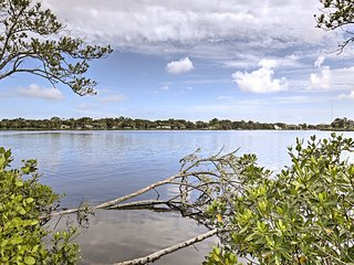 NEW! Waterfront Tarpon Springs Apt 1 Mi. to Beach!