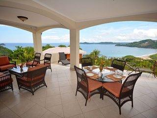 Location, Location, location minutes walk to Playa Hermosa Spectacular ocean vie