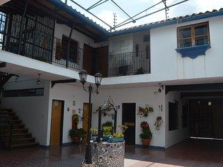 Apartamentos turísticos con vista a la montaña en Tabay