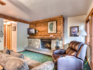 Tahoe City Condo With Granlibakken HOA & Ski Hill
