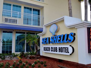 Sea Shells Beach Club Studio Ocean Front Unit #215