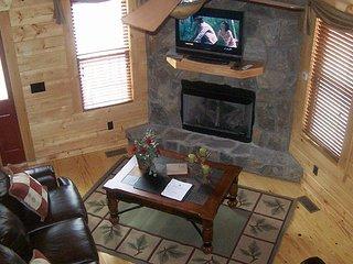 White Oak Lodge and Resort 3 Bedroom Cabin #209
