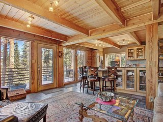 Burgett Cabin in Breckenridge