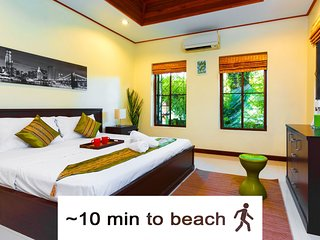 ♥ Privat pool, near beach, restaurants - Privat Pool Villa Ko-Beauty