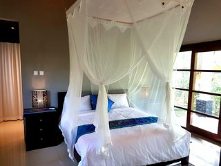 Spacious New Private Two Bedroom, Three Bathroom Luxury Villa