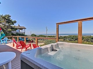 Professionally decorated home with fantastic ocean views!
