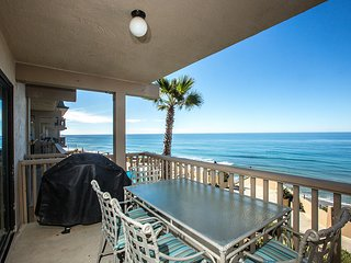 In Need Of Some Beach Therapy? 1 BR Oceanfront