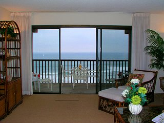 Toes In The Sand  - 2BR Oceanfront DMBC823B