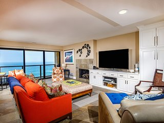 2BR Deluxe, Oceanfront Condo SUR61 - BEACH YOU TO IT!