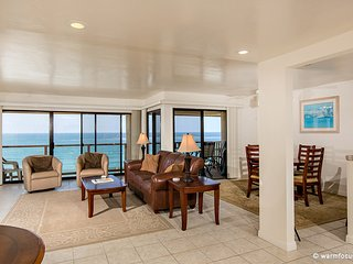 2 BR Oceanfront Condo SUR94 - Witness Unforgettable Sunsets