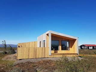 Golden Circle cabin w/hot tub #7A