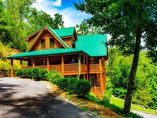 Mountain Paradise Gatlinburg Cabin