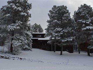 Pagosa Luxury Log Cabin