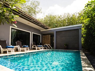Krabi private pool villa #2 RENOVATED 2018