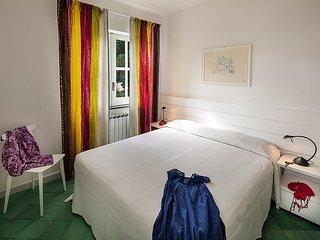 Appartamento Alcione, bilocale con due terrazzi vista mare.