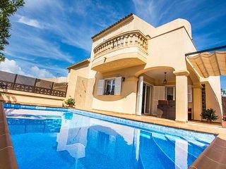 Manndia - sehr hübsche Doppelhaushälfte nur 600m vom Strand entfernt