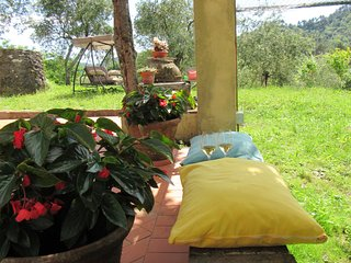 :A charming Villa for a relaxing holiday with wifi and jacuzzi