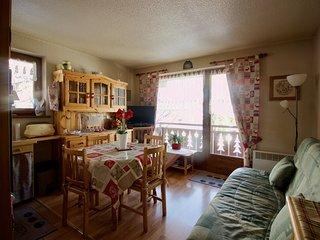 Appartement à Praz Sur Arly 2 à 4 personnes