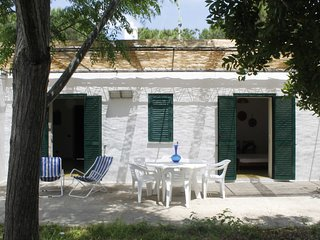LA CASA AZZURRA _ Villaggio Conca Specchiulla