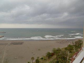 Excelente apartamento en primer línea de playa