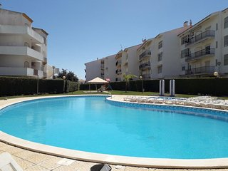 Apt T1 in Vale Caranguejo-Tavira with Pool