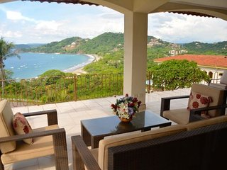 3 Bedroom 3 bath Villa  Sensational ocean and mountain views.